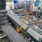 銀座線渋谷駅 2019.7.13