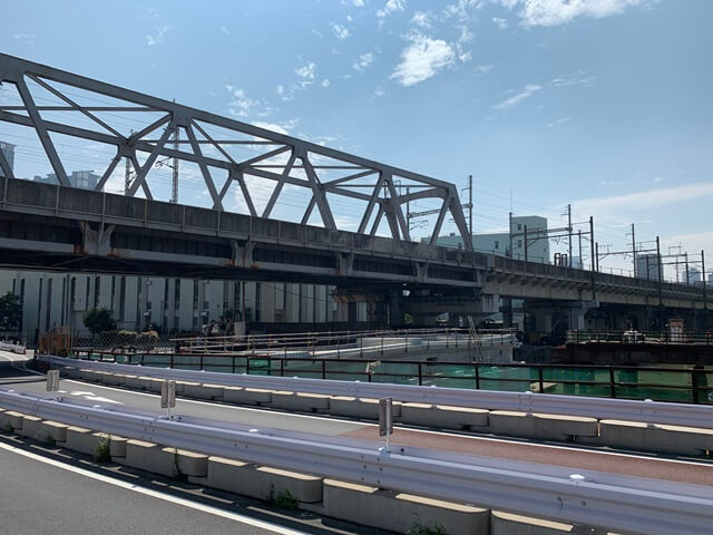 高浜橋架け替え工事 2019.7.28