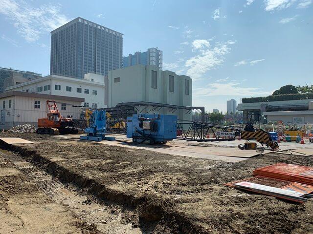 芝浦水再生センター 2019.7.28