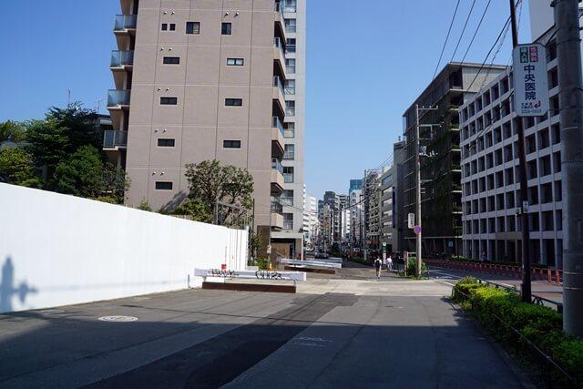 都市計画道路 環状第5の1号線 2019.8.3