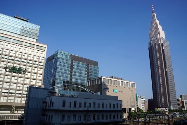 (仮称)千駄ヶ谷五丁目再開発計画 2019.8.3