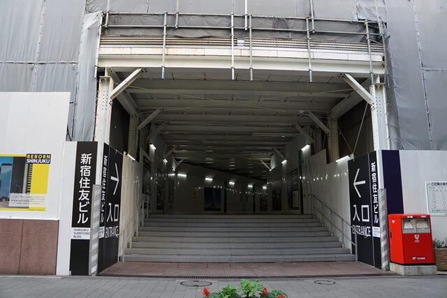 「新宿住友ビル改修計画」 2019.8.3
