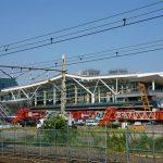 高輪ゲートウェイ駅 2019年8月上旬