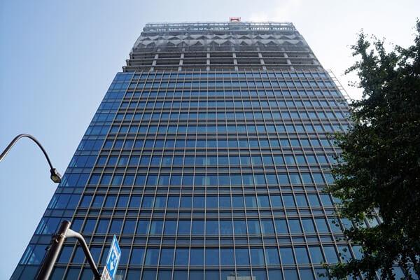 「東京虎ノ門グローバルスクエア」 2019.8.24