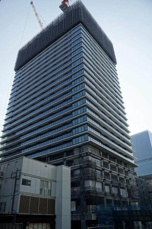 「(仮称)虎ノ門ヒルズ レジデンシャルタワー」 2019.8.24