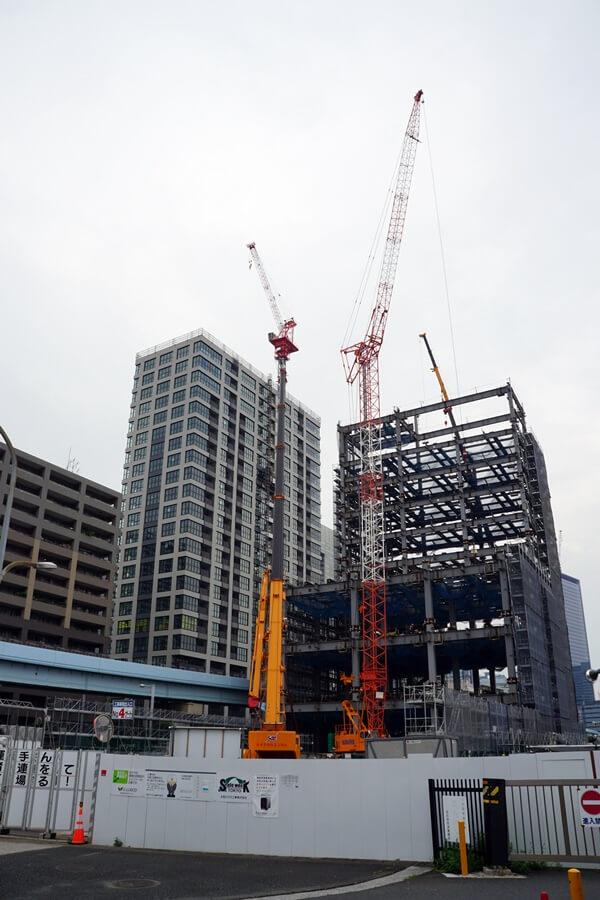 「ローレルタワー ルネ浜松町」 2019.7.20