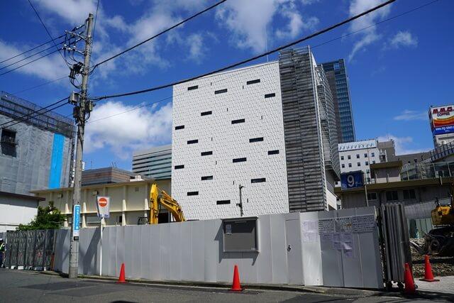 「JR横浜鶴屋町ビル」 2019年7月下旬