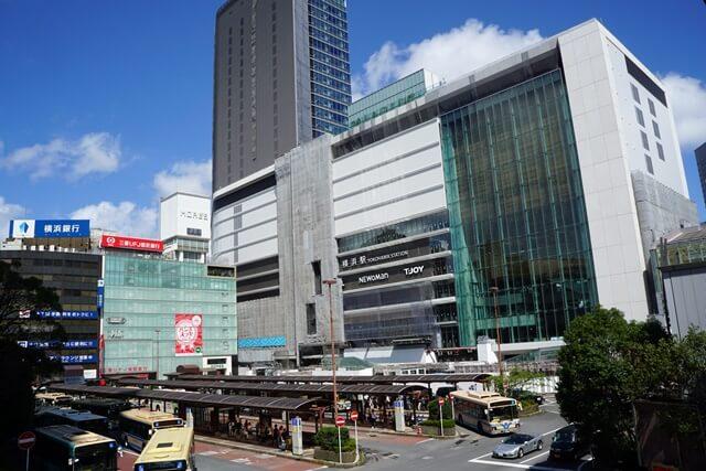 「JR横浜タワー」 2019年7月下旬
