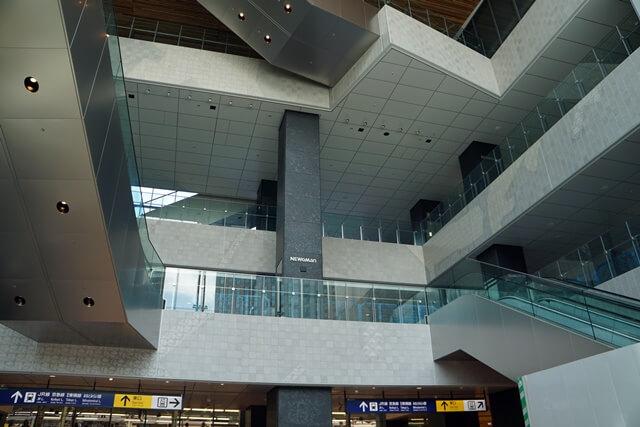 横浜駅西口 2019年7月下旬