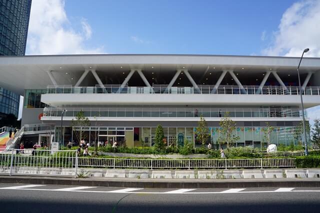 「横浜アンパンマンミュージアム」 2019年7月下旬