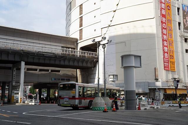 「渋谷駅西口歩道橋架け替え工事」 2019.9.7