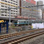 JR品川駅 2019.9.19
