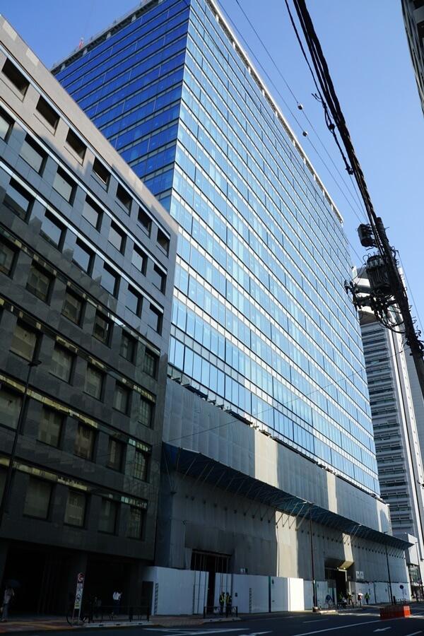 文京ガーデンゲートタワー 2019年8月中旬