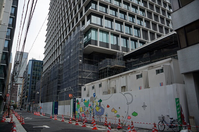 「(仮称)神田錦町二丁目計画」 2019.9.15