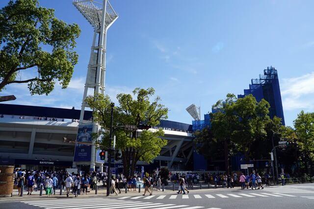 横浜スタジアム 2019.10.5