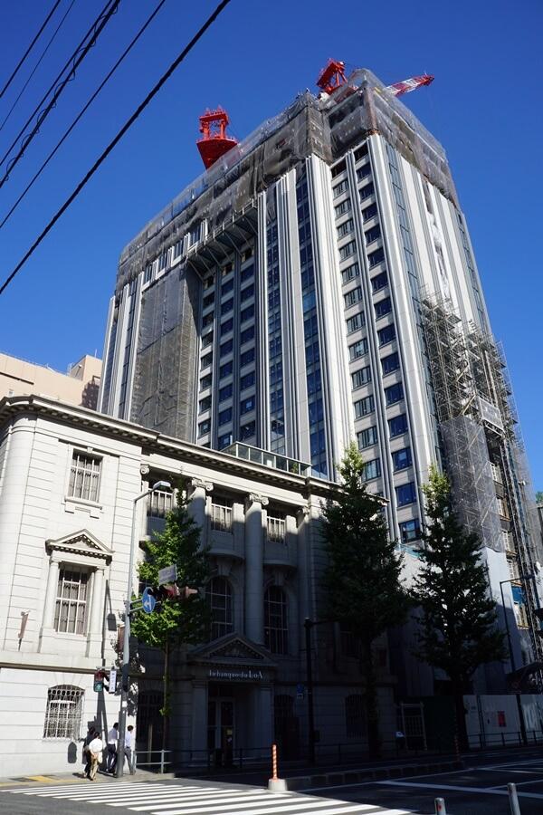 「ハイアット リージェンシー横浜」 2019.10.5