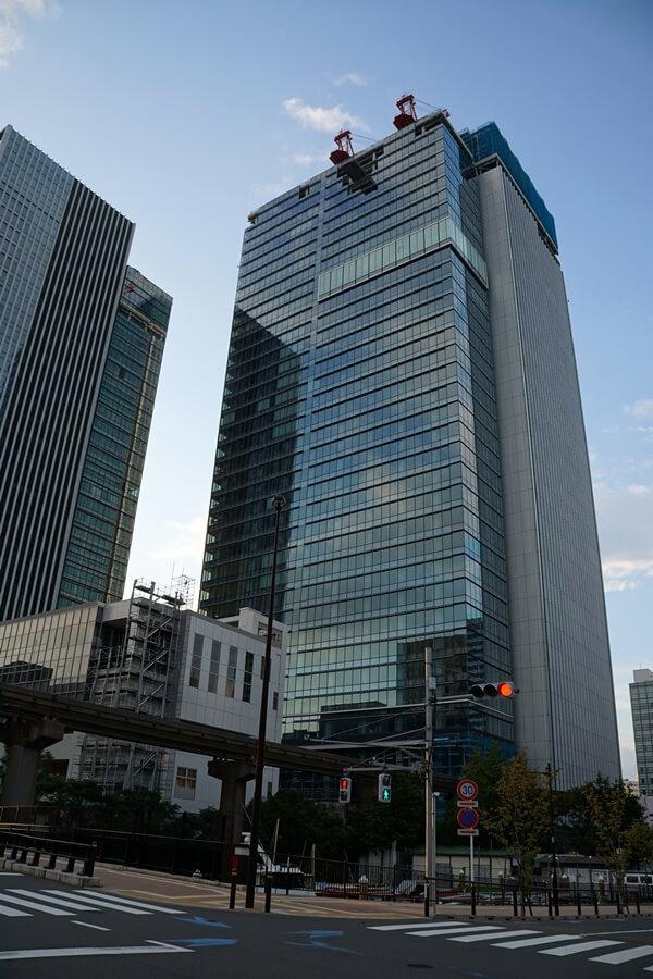 「msb Tamachi(ムスブ田町)」(田町ステーションタワーN) 2019.10.27