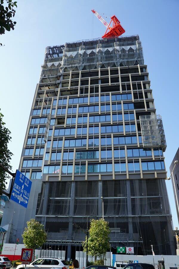 「(仮称)北青山二丁目計画」 2019.11.2