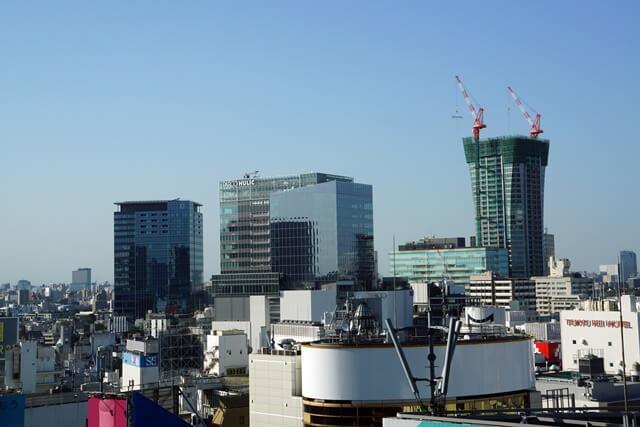 「パークコート渋谷 ザ タワー」 2019.11.2