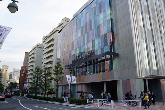 LINE CUBE SHIBUYA(渋谷公会堂) 2019.11.2