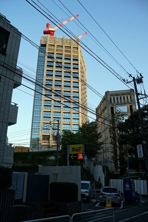 「住友不動産麹町ガーデンタワー」 2019.11.18