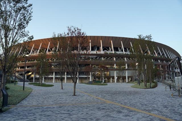 「新国立競技場」 2019.11.30