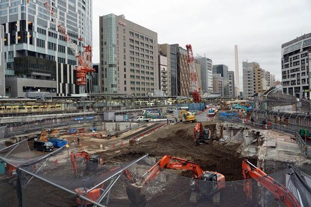 渋谷駅桜丘口地区第一種市街地再開発事業 2019.12.7