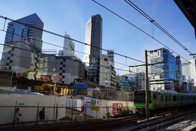 「渋谷桜丘口地区第一種市街地再開発事業 A1棟」 2019.12.28