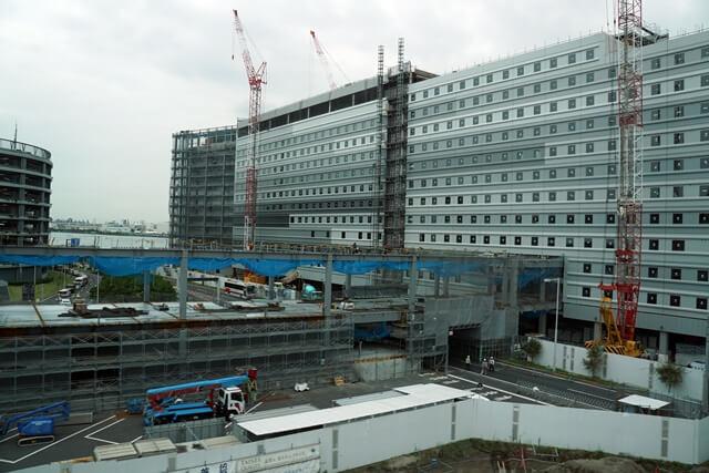 羽田エアポートガーデン 2019年9月中旬