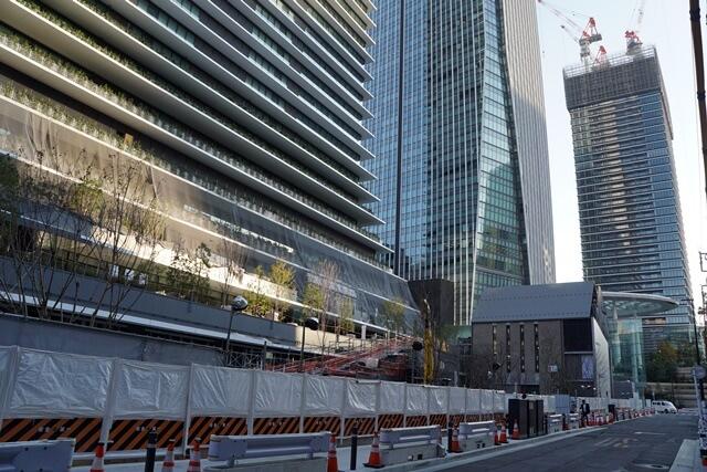 「虎ノ門ヒルズビジネスタワー」 2019.11.9