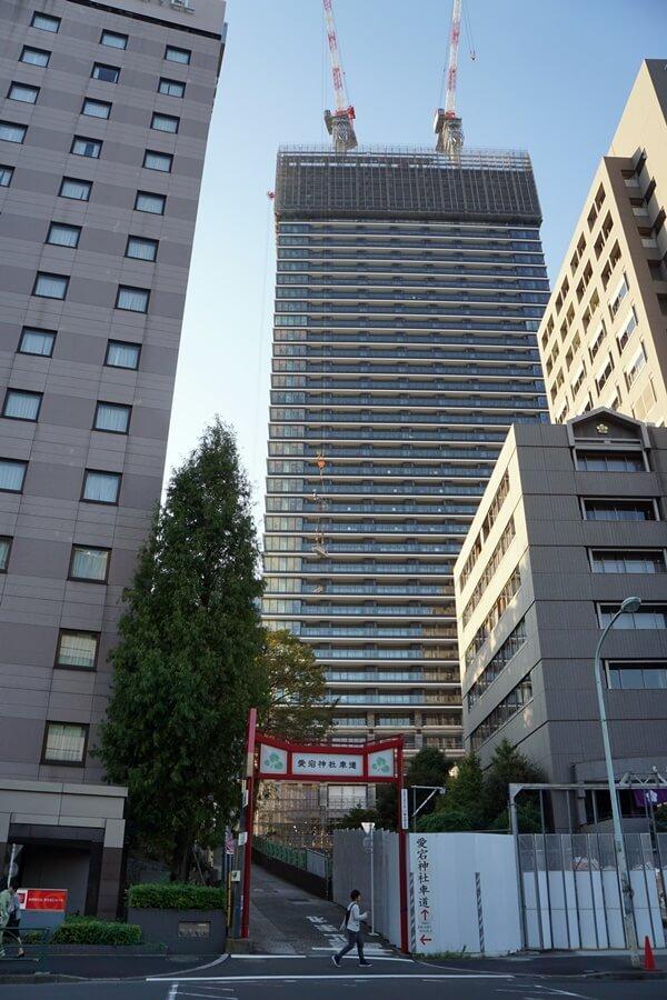 「(仮称)虎ノ門ヒルズ レジデンシャルタワー」 2019.11.9