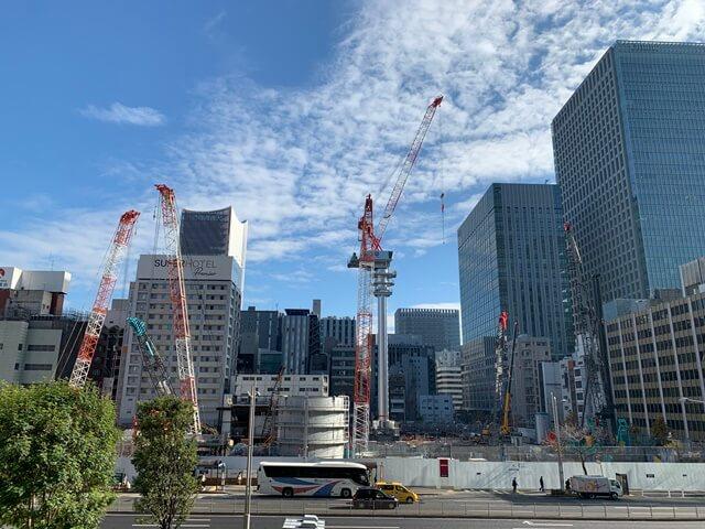 八重洲二丁目北地区市街地再開発 2019.12.23