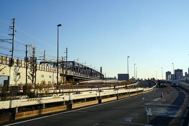 若潮橋 2019年12月上旬