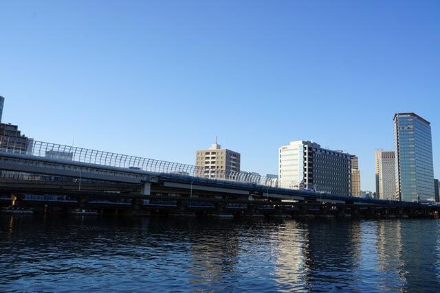 「首都高速1号羽田線更新工事」(東品川二丁目~東大井一丁目) 2019年12月上旬