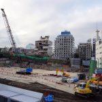 「東京三田再開発プロジェクト」 2019年12月下旬