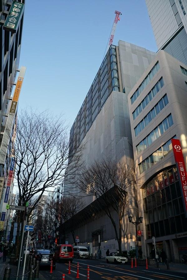 「(仮称)宮益坂ビルディング建替計画」 2020.1.3