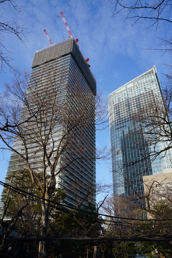 「(仮称)虎ノ門ヒルズ レジデンシャルタワー」 2020.1.19