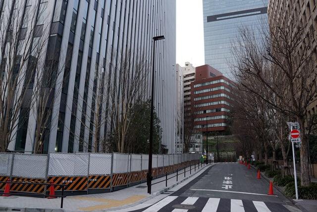 「気象庁虎ノ門庁舎(仮称)・港区教育センター」 2020.1.19