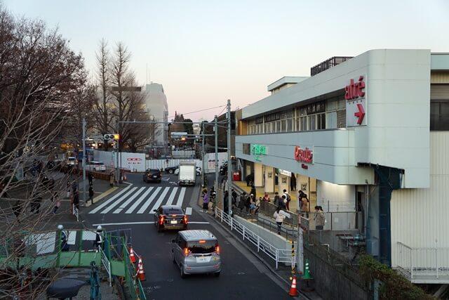 「上野駅公園口改札移設工事」 2019年12月下旬