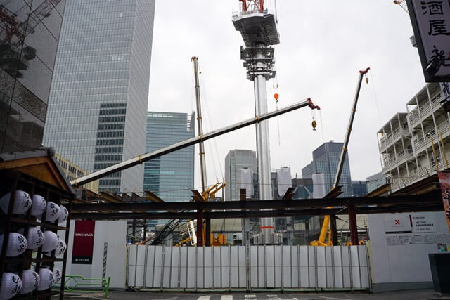 「八重洲二丁目北地区市街地再開発」 2020.2.15
