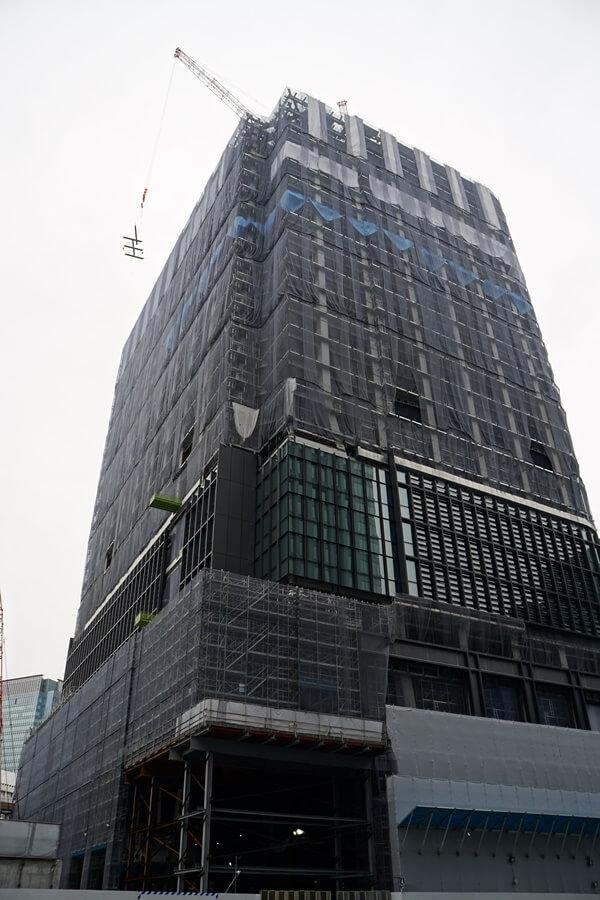 「大手町二丁目常盤橋地区第一種市街地再開発事業A棟」 2020.2.15