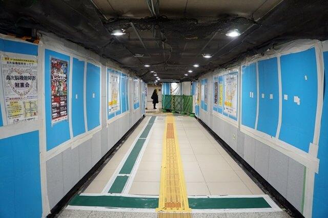 外苑前駅 2020.2.23