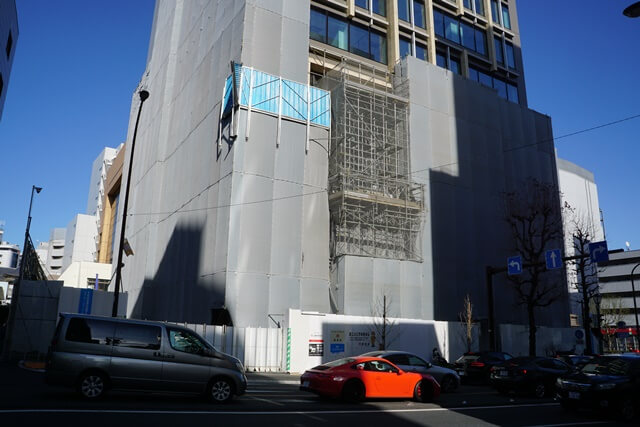 「(仮称)北青山二丁目計画」 2020.2.23