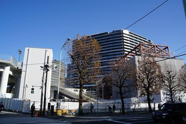 「THE COURT 神宮外苑」 2020.2.23