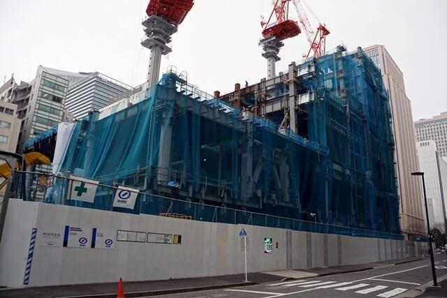 「新橋田村町地区市街地再開発事業」 2020.3.7