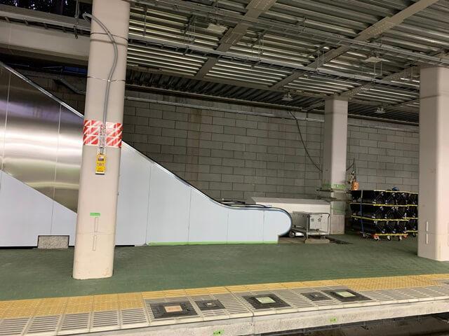 「JR原宿駅改良工事」 2020.2.23