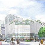 「神宮六丁目地区市街地再開発事業」 (出典:東急不動産)