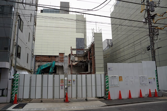 (仮称)新橋四丁目計画 2020.3.7