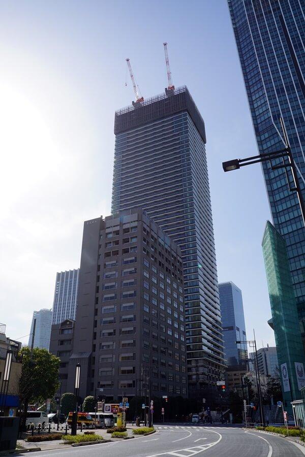 「(仮称)虎ノ門ヒルズ レジデンシャルタワー」 2020.3.21