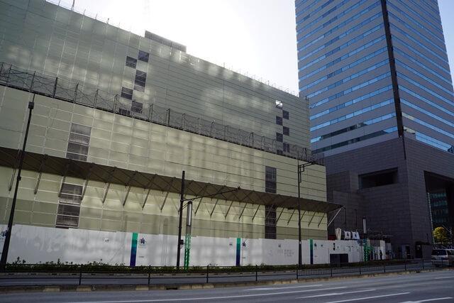 虎ノ門二丁目地区(再)特定業務代行施設建設物建設工事 2020.3.21